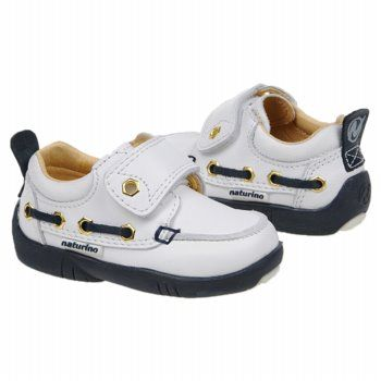 Just got these Naturino shoes for little man. Love them