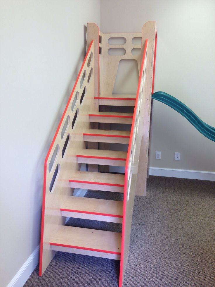 New therapy stairs/slide | Speech and Beyond, LLC ...