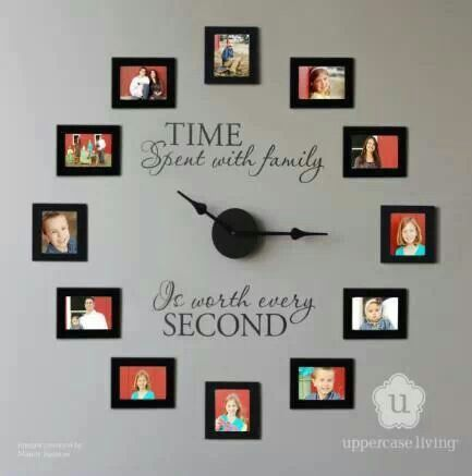 Home Decorating on Clock   Home Decor