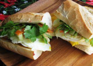 Breakfast Banh Mi | Breakfast/Brunch | Pinterest