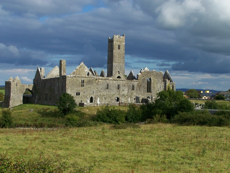 Ennis Ireland  City new picture : ... Abbey, just east of Ennis, Ireland | Ireland and Scotland Worksh