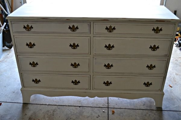 chalk paint dresser DIY. Love. urban nester.: summers are for diy-ing