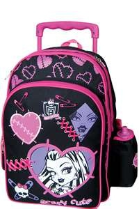 backpack for monster high school supplies