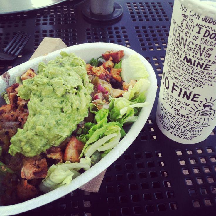 Chipotle guacamole | Comida ! | Pinterest