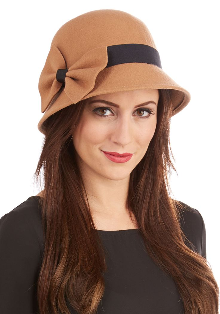 ModCloth Dancy Seeing You Here Hat