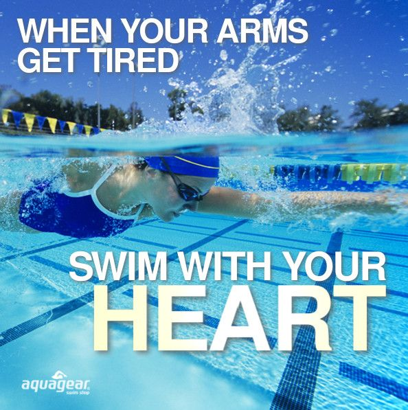 Competitive Swimming Quotes Motivational. QuotesGram