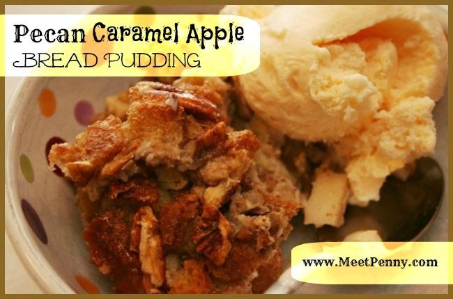pecan caramel apple bread pudding recipe 2