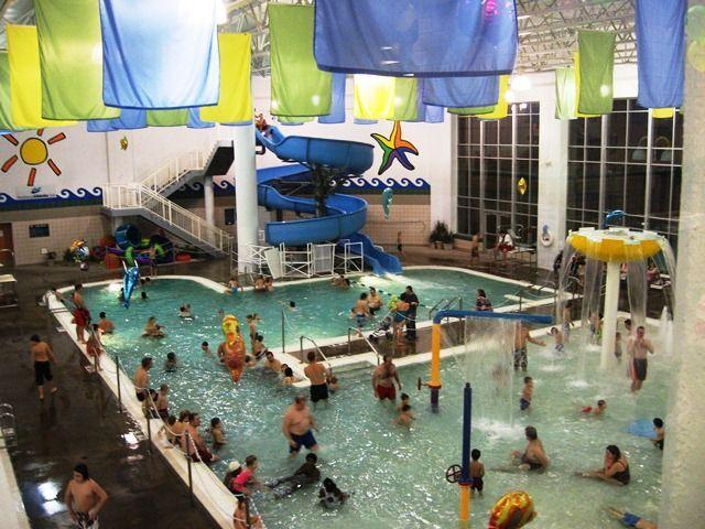 Aquatic Center Aquatic Center Birthday Party