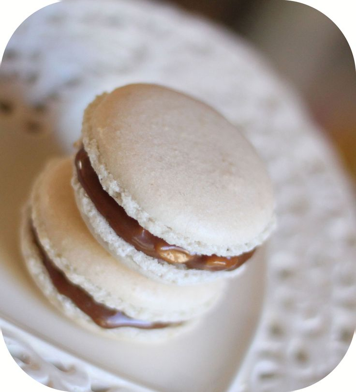 Snickers Macarons Recipes — Dishmaps