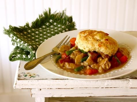 One of our #Farmer favorite #leftovers recipe Turkey Pot Pie