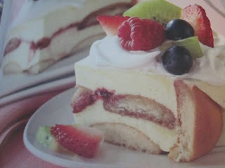 Easy Mousse Dessert Squares | Cakes and sweets | Pinterest