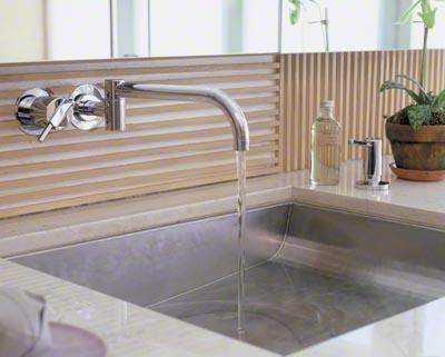 Shallow Undermount Sink : Custom Rectangular Undermount Sink Loving a shallow kitchen sink