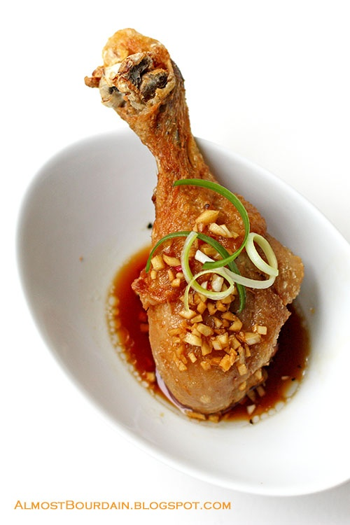 Momofuku's Octo Vinaigrette | Recipes I love | Pinterest