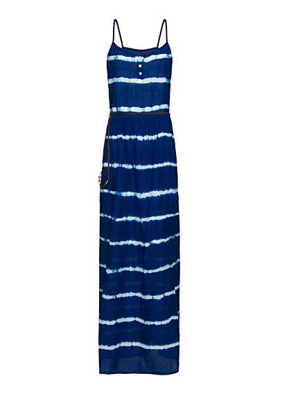 Tie-dye maxi-dress by MANGO