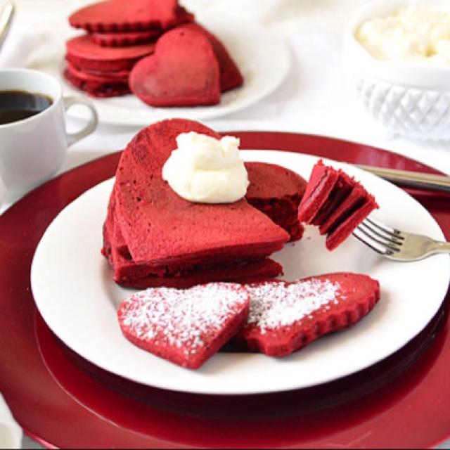 valentine red velvet cupcake recipe