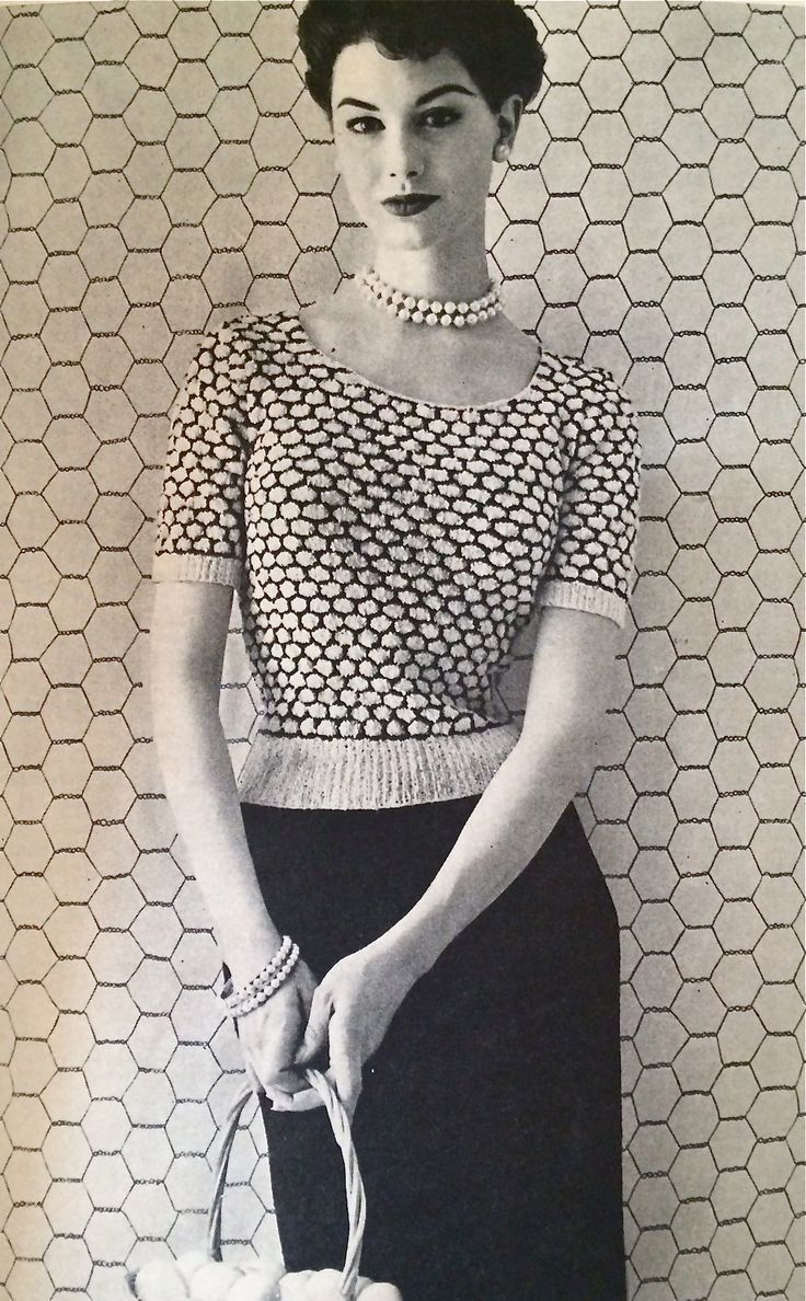 Fashion in the late 1950s 96