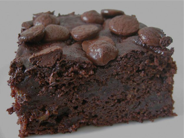 Amazing Allergy Free Double Chocolate Brownies   Healthy Blender ...