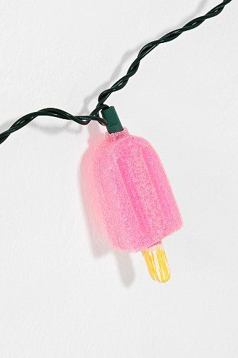 Popsicle String Lights - Urban Outfitters