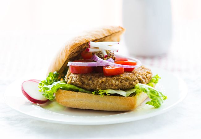 Lentil Burgers - Vegan | Awesome Vegan Stuff | Pinterest
