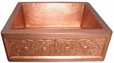 ... sink clearance Copper Kitchen Sink 30