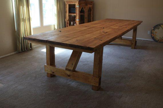 6 Farmhouse Dining Room Table