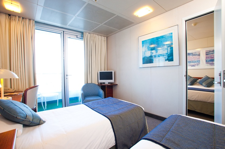 Pin by corporate cruising on ships p o aus pacific for P o cruise bedrooms