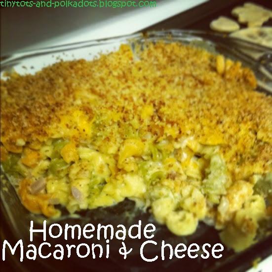 easy mac n cheese | Recipes ~ General | Pinterest