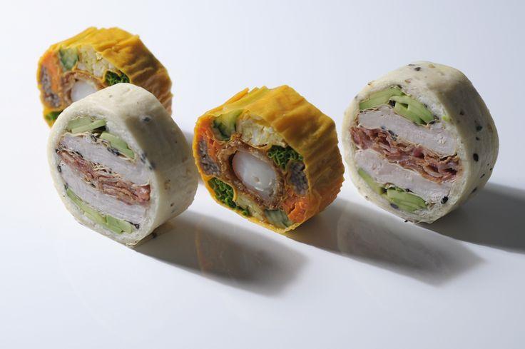 sushi rolls but not turkey bacon etc | Food! | Pinterest