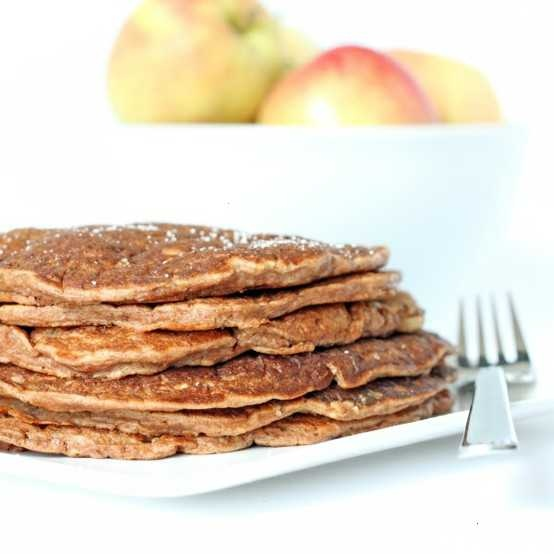 whole grain pancakes | Healthy Food For Your Teeth & Body | Pinterest