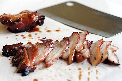 BBQ Pork (Char Siu/Char Siew)
