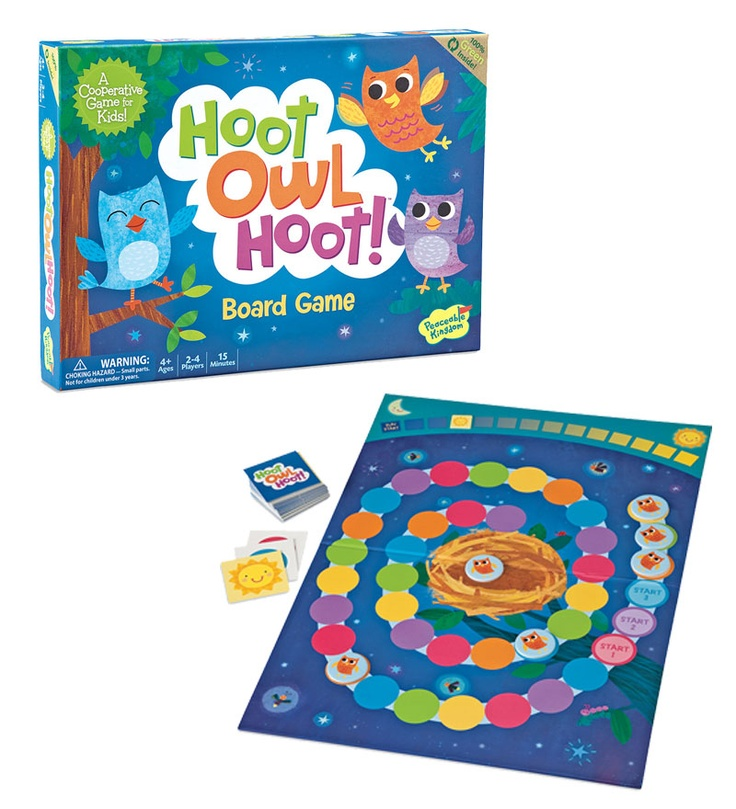 Cooperative Christmas Games