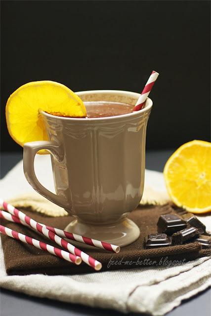 HOT CHOCOLATE ORANGE.   Coffee, Tea and Hot Cocolate   Pinterest