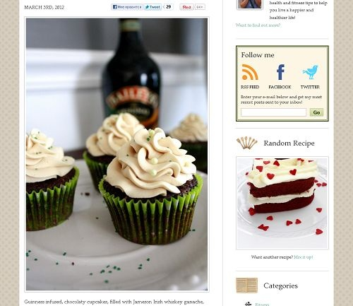 Irish Bomb Cupcakes Recipe here…Perfect timing with the upcoming ...