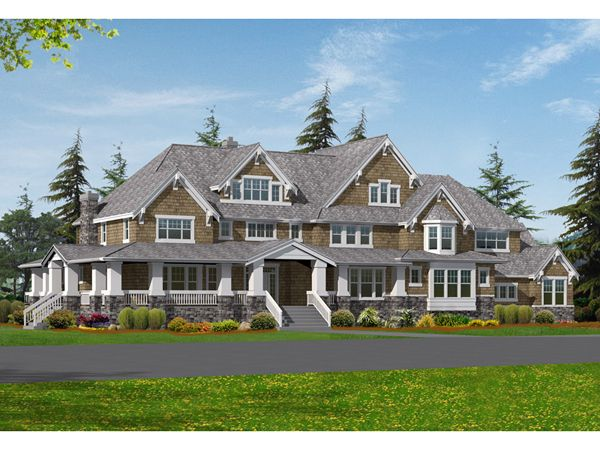 Pinterest for Craftsman luxury homes