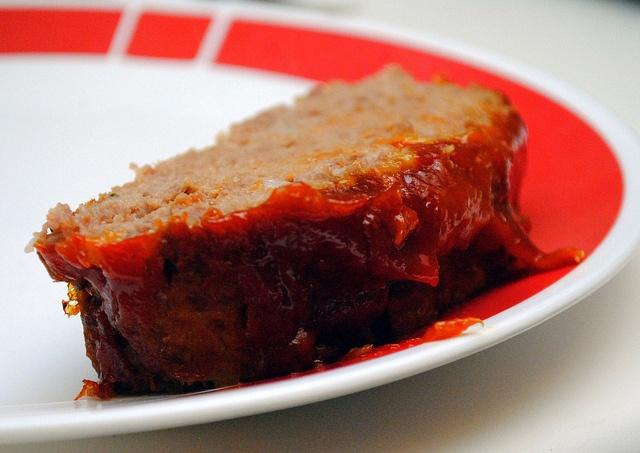 Easy Meatloaf | Get In My Belly! | Pinterest
