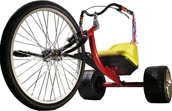 High Roller Adult Size big wheel trike - 318 Photos