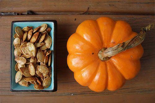 Sweet & Spicy Pumpkin Seeds