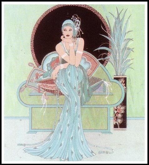 Art nouveau art nouveau pinterest - Art deco art nouveau ...