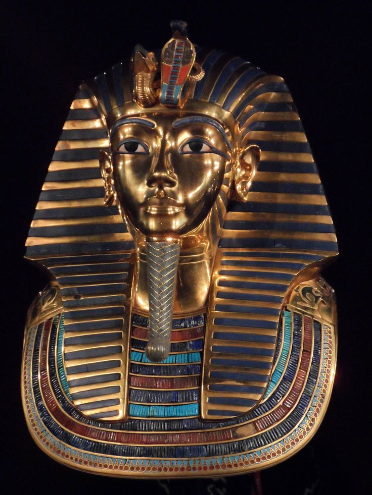 The Golden Mask of Tutankhamon