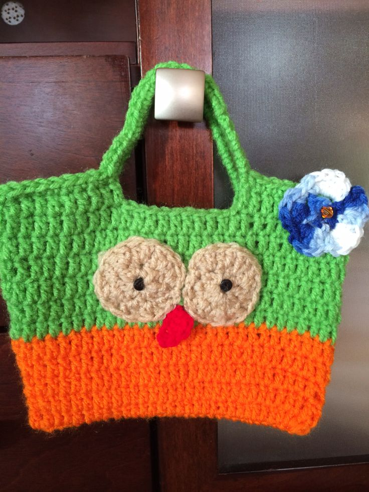 Crochet Work Bags : crochet bags