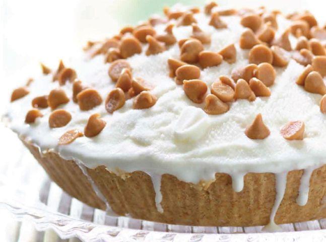 Peanut Butter Ice Cream Pie | Cat's Cakes & Pies | Pinterest