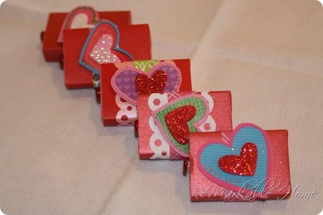 valentines day love box