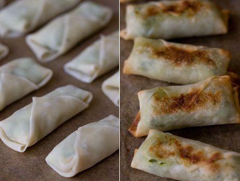 Monica Bhide's Chile Pea Puffs | Recipe