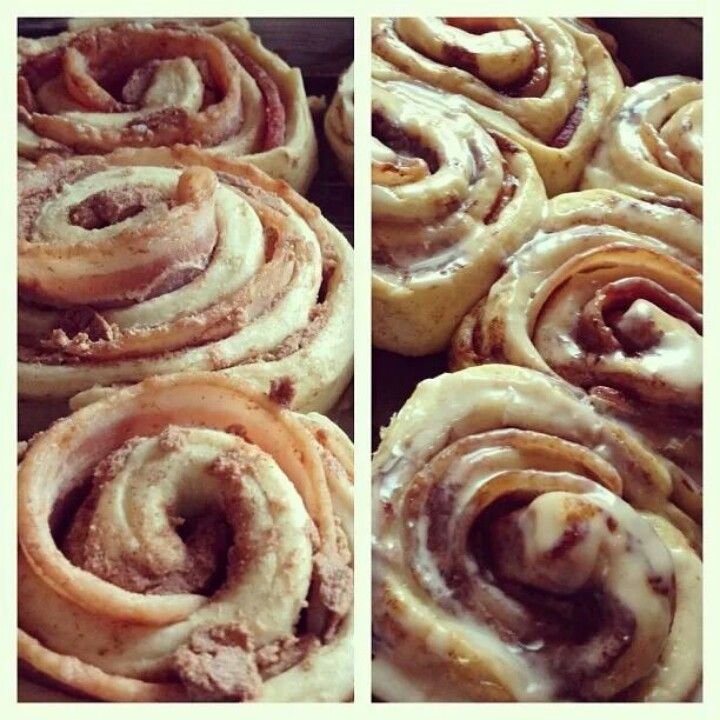 Bacon cinnamon rolls! | bacon ideas | Pinterest