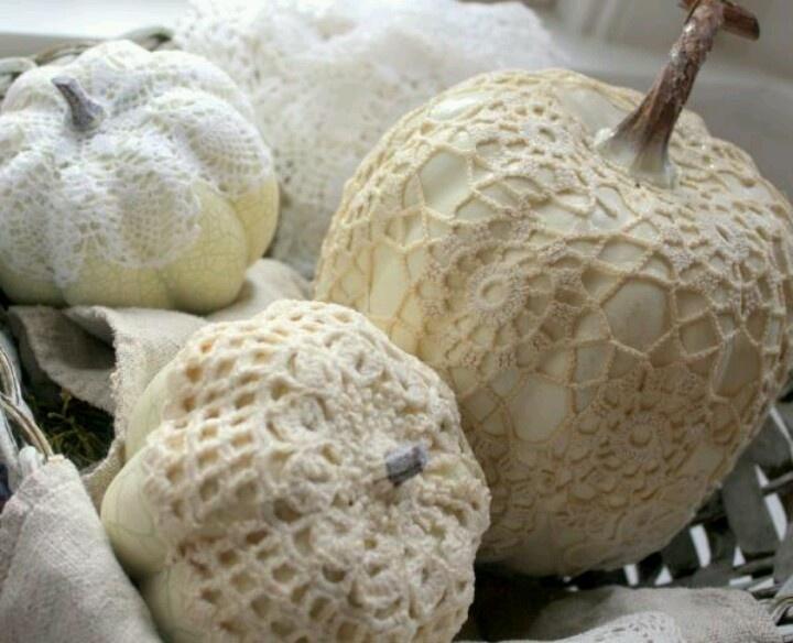 Crocheted pumpkins | Knit and crochet | Pinterest