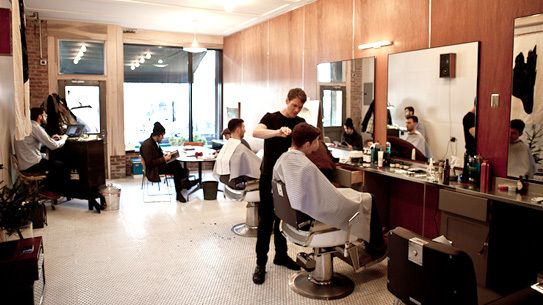 Barber Williamsburg : Buy me a haircut at Persons of Interest Barber Shop in Williamsburg.