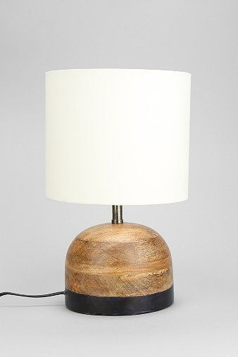 4040 Locust Wood Pop Lamp Base - Urban Outfitters