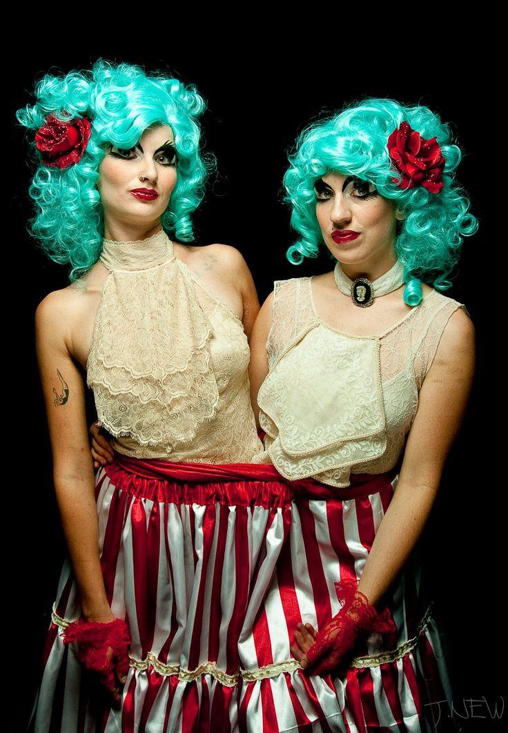Siamese Twins costume