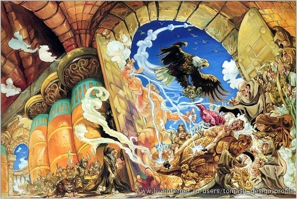 Cover for (?) Josh Kirby