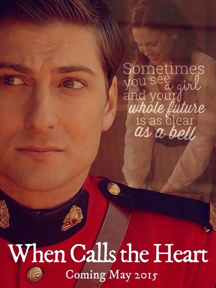 Constable Jack Thornton | When Calls the Heart | Pinterest